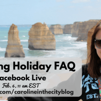 Working Holiday FAQ (1)