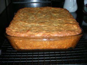 Passover Apple Cake