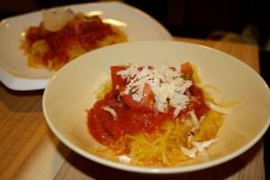 Spaghetti Squash Swap