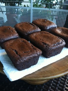 Mini Gingerbread Loaves (Holiday Gift Friendly)