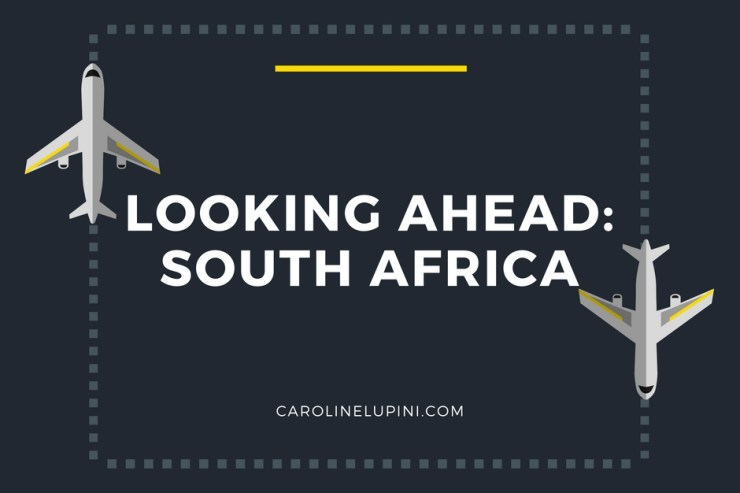 Looking Ahead-South AFrica