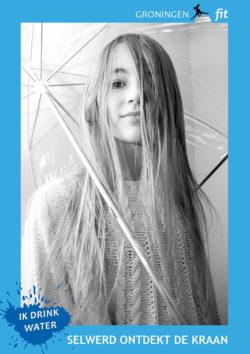 Posters voor Drinkwatercampagne | Gemeente Groningen | Groningen Fit