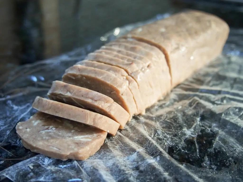 making brunkager, Danish Christmas cookies
