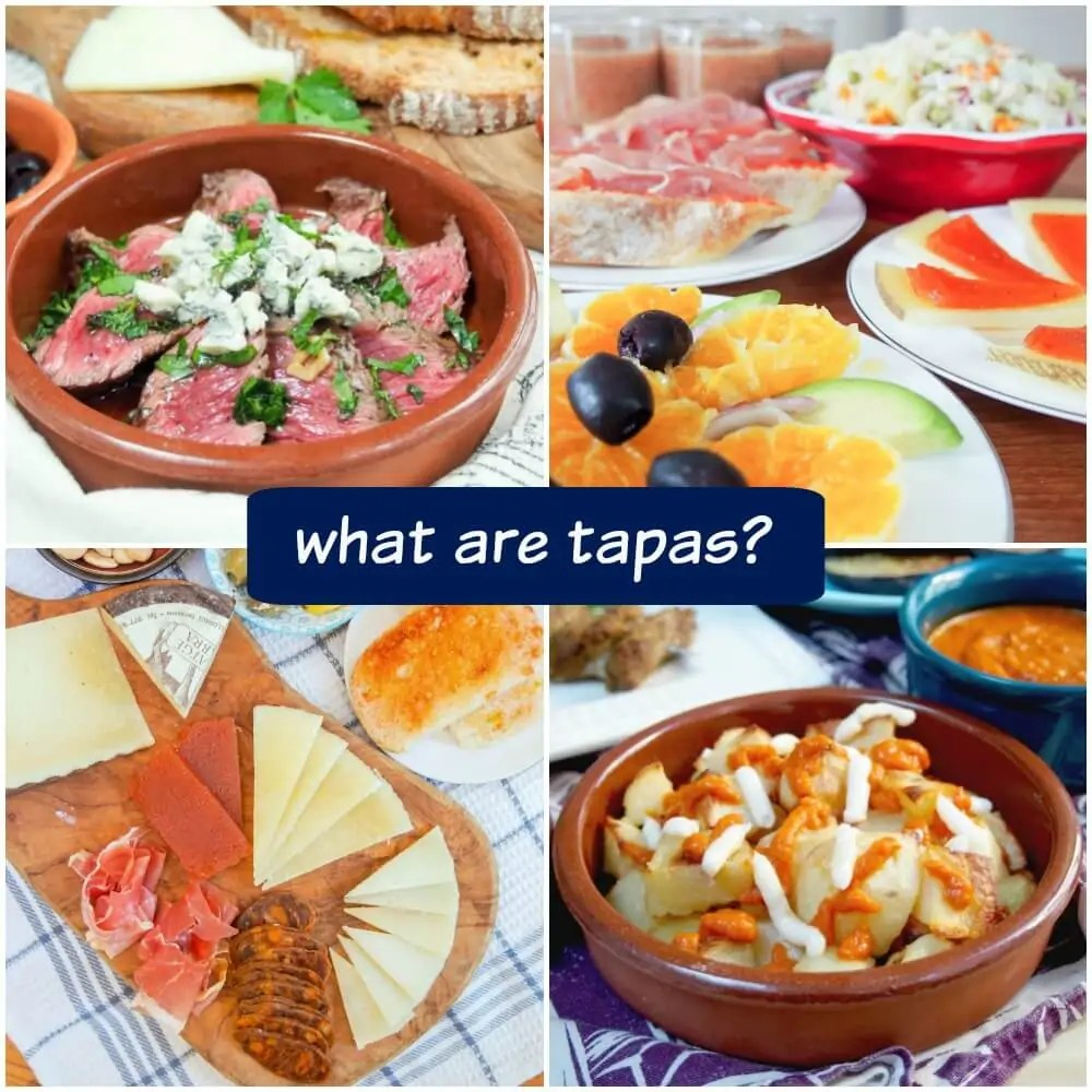 How Make Tapas Food