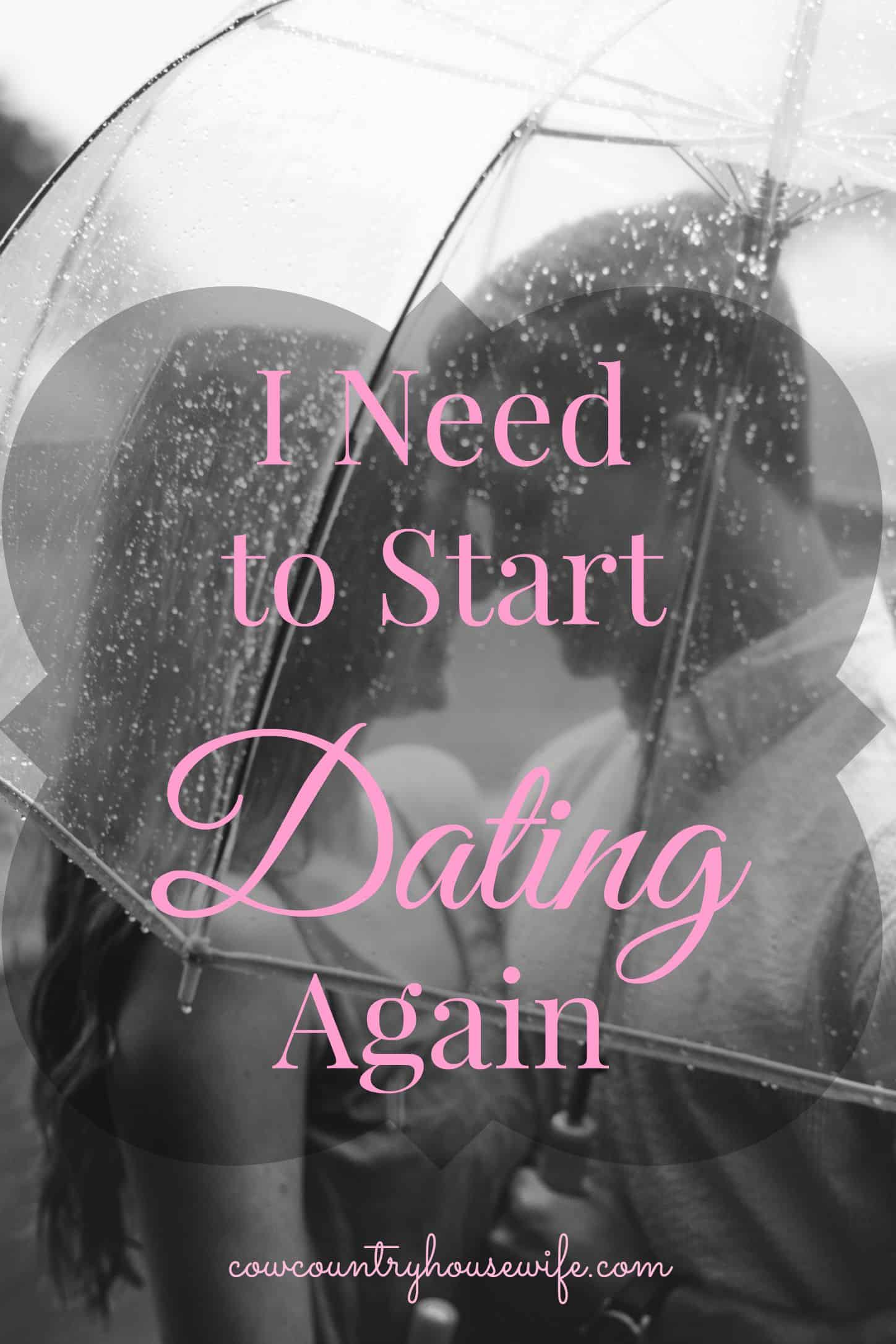 How soon can i start dating again