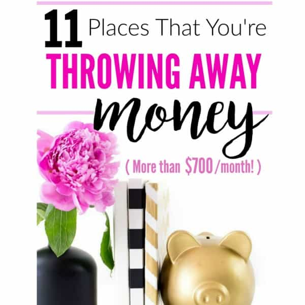 These are amazing! I never even thought about how much money I was throwing away on everyday items! I never even thought of it that way!