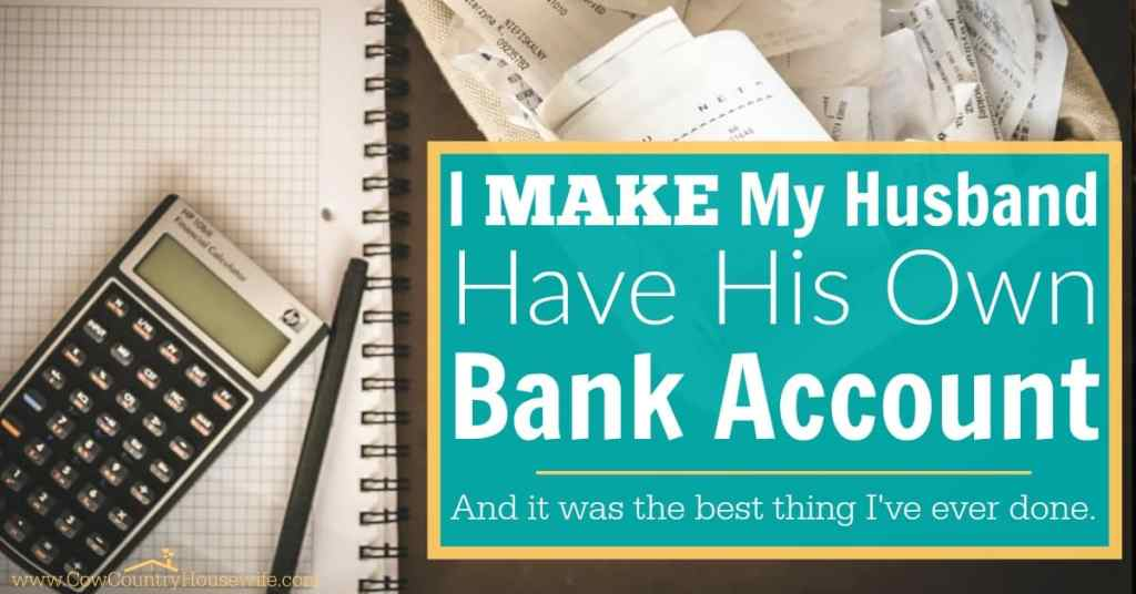 His Money Bank Account Much Have How