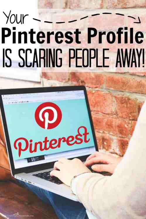 If you have a blog or a business, you need to be using Pinterest. And if you're using Pinterest, you NEED to make sure your Pinterest Profile is helping you and not sending people running. These are amazing and easy ways to get GREAT results from Pinterest!