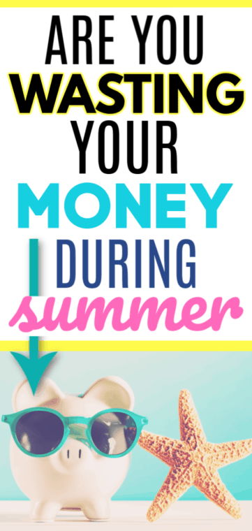 Looking to learn how to save money in the summer? Awesome tips, tricks and ideas to help summer savings to help you stay on budget during the summer.