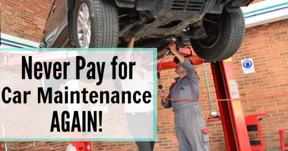 This is amazing! Never pay for oil changes and get paid for them at the same time! She hasn't paid for an oil change in over a year! I can't wait to try this out!!