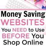 Money Saving Websites That Thrifty People Love