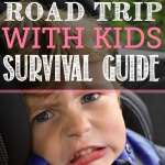 Road Trip With Kids Survival Tips