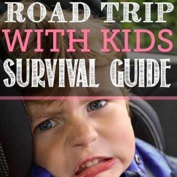 These are great ideas! She knows how to keep her kids occupied and happy in the car for hours and hours. She's a pro at this! I love her ideas. Road Trip With Kids Survival Tips. And they're all very frugal!