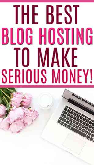If you want to make money blogging as a full time blogger, then you nEED to have great hosting. But how to you start a blog when you don't know what you're doing? Here's what you need to know before you start a blog for profit as a stay at home mom or a working mom.