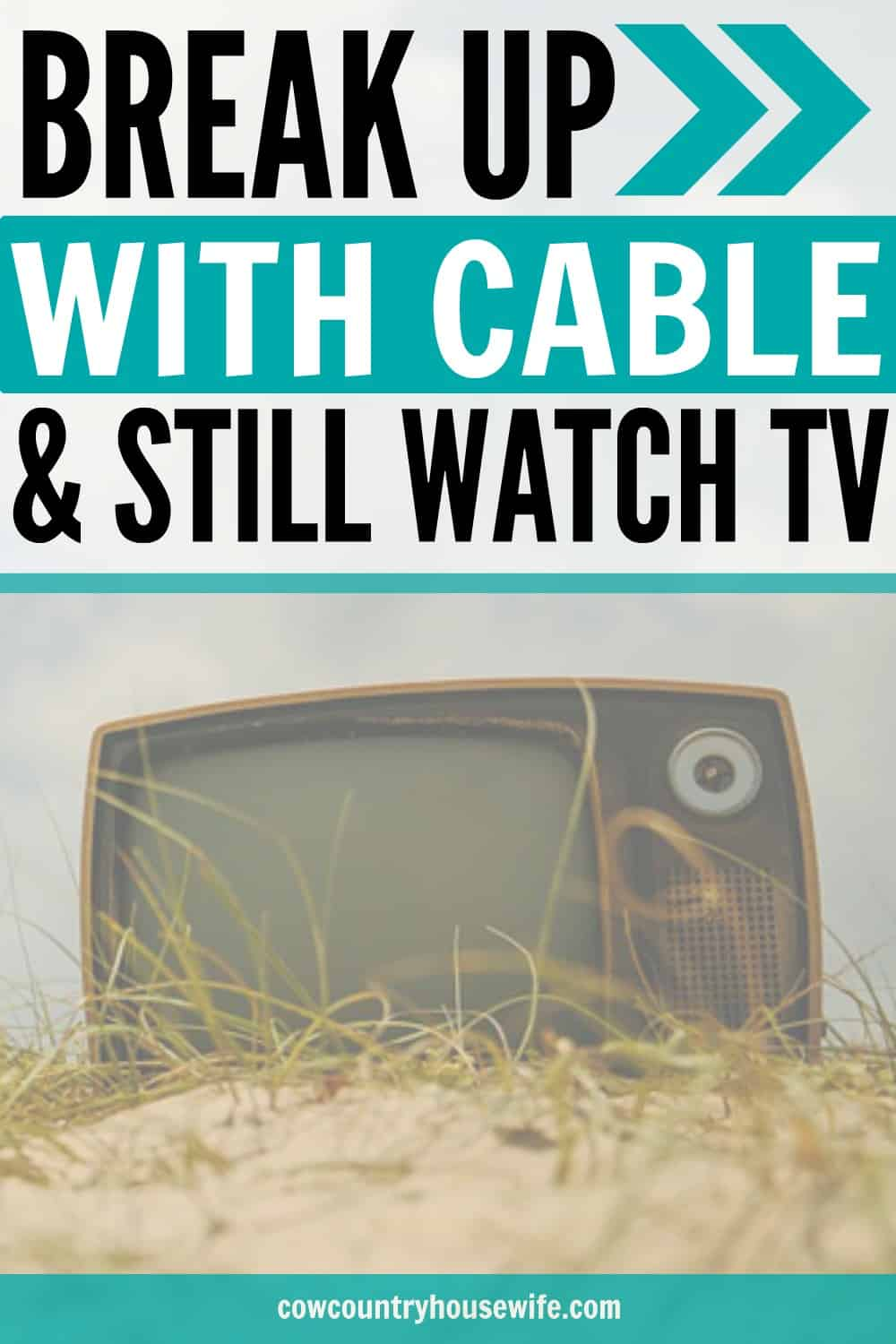 how to get rid of cable television