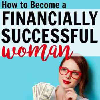 How to be a Financially Successful Woman