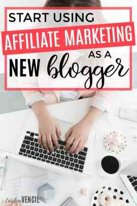 how to get into affiliate marketing