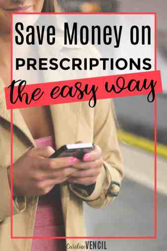 This is so cool! I'm so glad I found this app! How to save money on prescriptions. Saving money on prescriptions. Save more money on prescriptions. How to save money on medicine. Saving money at the pharmacy. How to save at the pharmacy. How to get the cheapest prescriptions. Find the cheapest prescriptions.