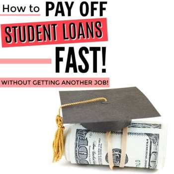 Reorganizing Your Budget to Make Student Loan Debt a Priority