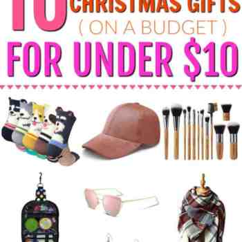 10 Cute Last Minute Gifts Under $10