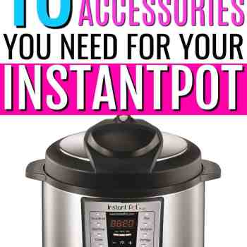 Best Instant Pot Accessories from Amazon