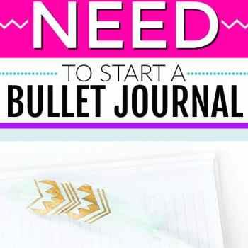 Best Bullet Journal Supplies