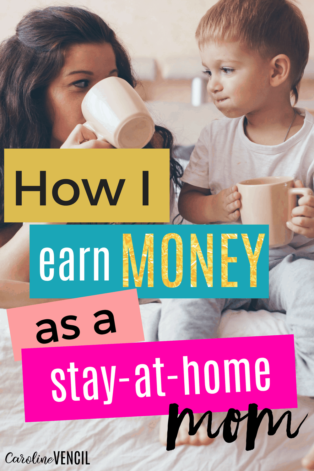 Ways To Earn Money From Home How I Earn Money As A Stay