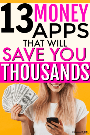 Money saving apps to download to your smartphone and computer that will save yo thousands of dollars easily and quickly. If you do any kind of online shopping you need these apps to save more money. Grocery store apps to download to use and save lots of money! #saving #apps #money #budget