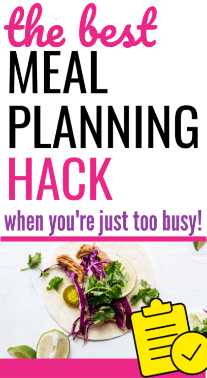Meal Planning Hack When You're Just Too Busy –Eat at Home Meals Review. The best thing for busy moms with little kids who needs to stay on a budget with a family who needs help with healthy recipes that are easy.