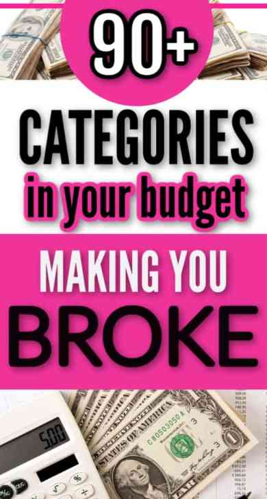 The best budgeting tips, tricks and ideas to help you make a budget that works. Perfect for beginners looking to learn how to start a budget the easy and painless way. How to save more money and stop being broke.