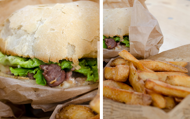 burger faluche