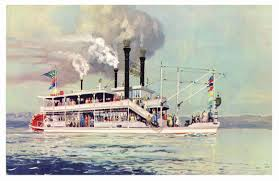 ferry-steamboat Guest Author History