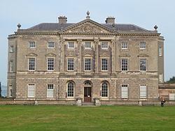 Castle_Ward_Palladian- Author's Blog Guest Author