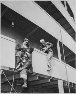 Women_War_Workers_of_Marinship_Corp_1942_3659978959-242x300 Author's Blog Guest Author