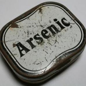 arsenic-tin Author's Blog Highlighting Historical