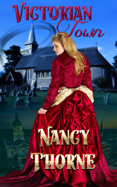 VictorianTown-1-1 Author's Blog Highlighting Historical