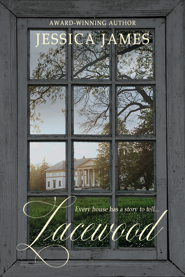 Lacewood-eBook-Cover-Copy Author's Blog Highlighting History