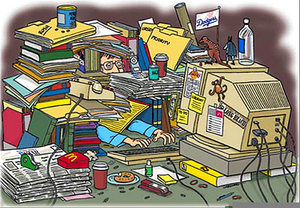 15162237641146034067messy-office-desk-clipart.med_-1 But First Coffee