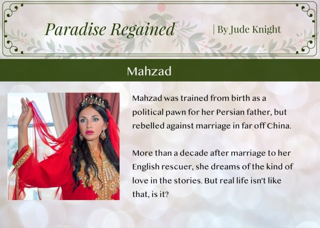 PR-Mahzad Highlighting Historical Romance
