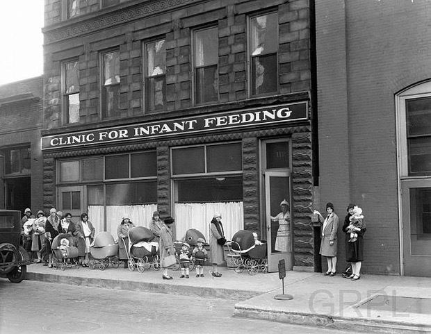 clinic_for_infant_feeding_1 Highlighting Historical Romance
