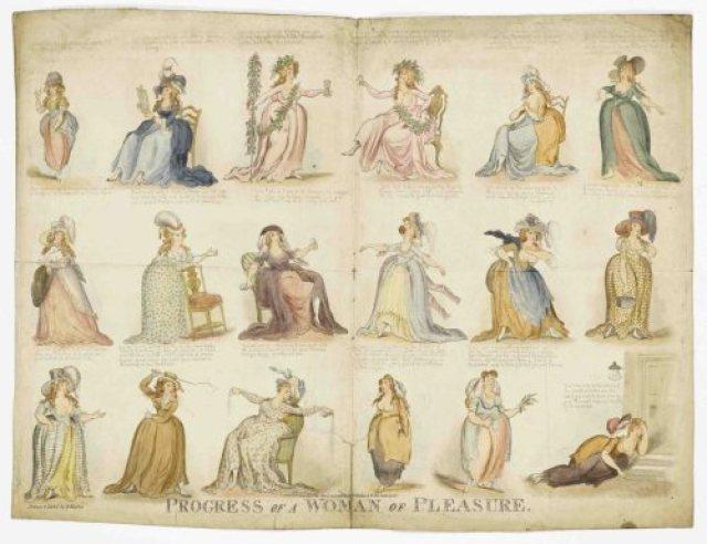 progress-of-a-woman-of-pleasure Highlighting History