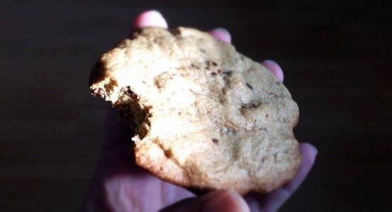 263. Cookies de chocolate da Dulce Delight