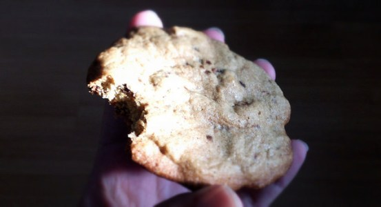 263. Cookies de chocolate da Dulce Delight