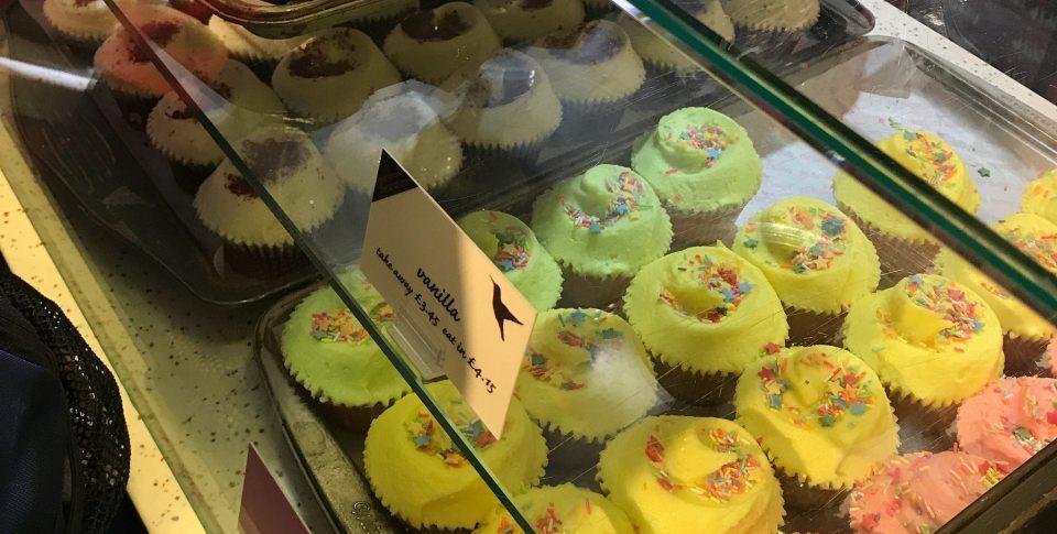 Londres: Batalha de doces