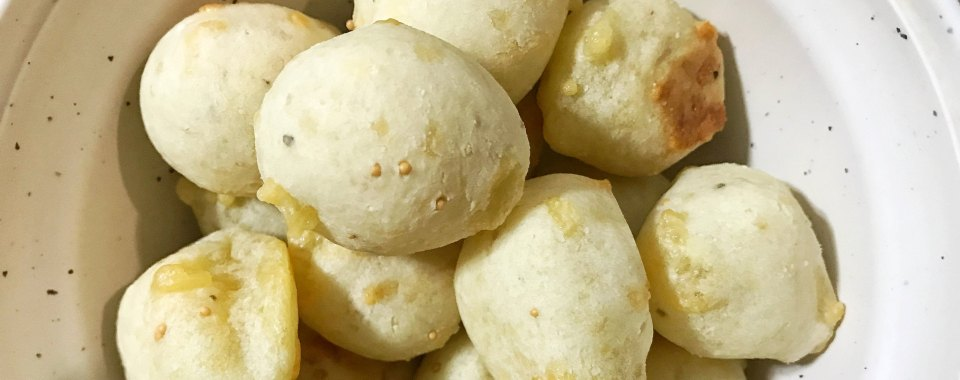 291. Pão de beijo (de queijo)
