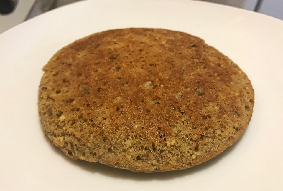 271. Pão de frigideira [low carb]
