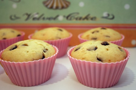 215. Muffins formigueiros