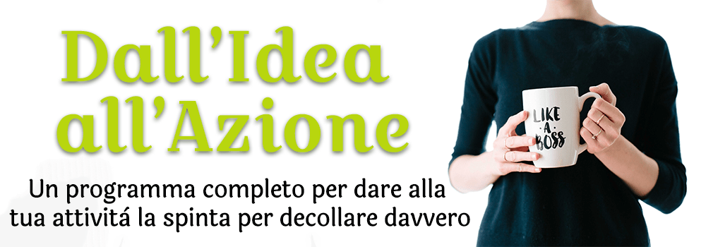 dall'idea all'azione _ Carol Marketing
