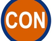 Le tirage de 8 lettres contient   C  O  N (pas de commentaire)