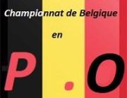 Championnat de Belgique en parties originales (non off.)